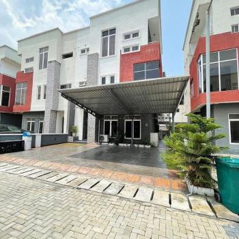 4 Bedroom Semi Detached Duplex Available, Osapa London, Osapa, Lekki, Lagos, Semi-detached Duplex for Sale