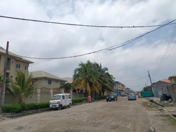 800 Sqms of Dry Land, Fenced and Gated, Alaguntan Road, Ilaje Mobil Road, Ilaje, Ajah, Lagos, Residential Land for Sale