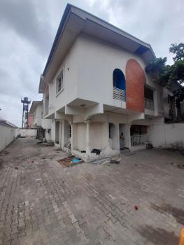 Massive 4 Bedroom Semi Detached Duplex Plus Bq, Off Fola Osibo Street, Lekki Phase 1, Lekki, Lagos, Semi-detached Duplex for Sale