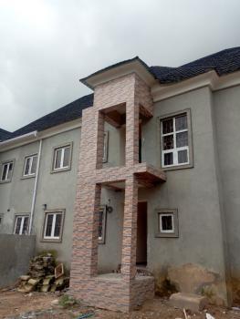 Newly Built Spacious 5 Bedrooms Semi Detached Duplex, By Nizemiya Hospital, Karmo, Abuja, Semi-detached Duplex for Sale