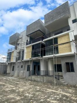 Newly Built 4 Bedrooms Terraced Duplex with Bq, By Gilmor Engineering, Jahi, Abuja, Terraced Duplex for Sale