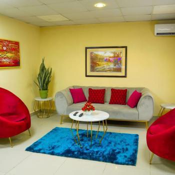 Super Value 2 Bedroom Sphere Apartment with Outstanding Facilities, 8 Balarabe Musa Street, Beside Ipnx Office, Victoria Island Lagos, Victoria Island (vi), Lagos, Flat / Apartment Short Let