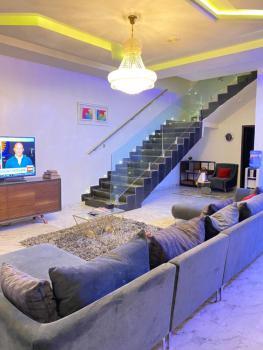 Luxury 3 Bedroom Detached Duplex, By Chevron, Lekki Expressway, Lekki, Lagos, Detached Duplex Short Let