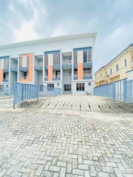 Spacious 4 Bedroom Terrace Duplex with Bq, Lekki Phase 1, Lekki, Lagos, Terraced Duplex for Rent