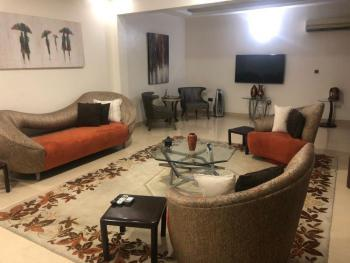Spacious and Well Furnished Duplex with Swimming Pool, Off Bourdilion Road, Old Ikoyi, Ikoyi, Lagos, Terraced Duplex Short Let