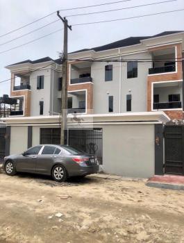 Newly Built Self Compound 4 Bedroom Terrace Duplex, Oniru, Victoria Island (vi), Lagos, Terraced Duplex for Rent