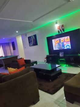 4 Bedroom Duplex -  Snooker - Self Compund - Ajah, Graceland Estate, Ajah, Lagos, Semi-detached Duplex Short Let