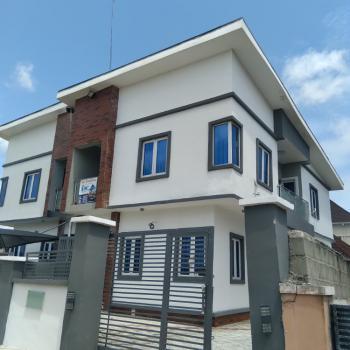Brand New 4 Bedrooms Semi-detached House, Thomas Estate, Ajah, Lagos, Semi-detached Duplex for Sale
