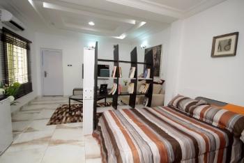 Stylishly Furnished 1 Bedroom Studio  in an Estate, Elegushi Beach Road, Ikate Elegushi, Lekki, Lagos, Self Contained (studio) Flat Short Let