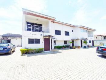 3 Bedroom Semi Detached House, Osborne Phase 1, Osborne, Ikoyi, Lagos, Semi-detached Duplex for Rent