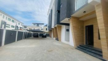 Service 4 Bedrooms Terrace Duplex with 24/7 Power, Nike Art Gallery, Ikate Elegushi, Lekki, Lagos, Terraced Duplex for Rent