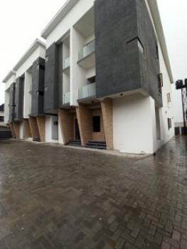 Nicely Built 4 Bedroom Terrace House;, Lekki, Right., Lekki, Lagos, Terraced Duplex for Rent