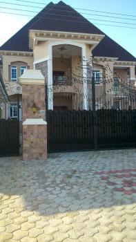 6 Bedroom Mansion+ 4 Sitting Rooms,sw Pool, Gym,gc,bq, 7th Avenue, Gwarinpa Estate, Gwarinpa, Abuja, House for Sale