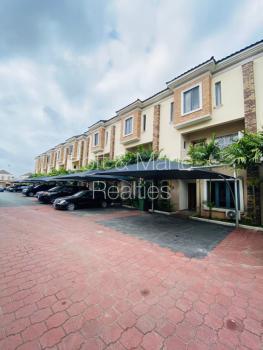 Well Built 4bedroom Duplex, Abiola Court, Ikate Elegushi, Lekki, Lagos, Terraced Duplex for Rent