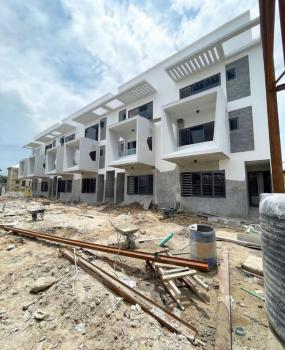 Executive 4 Bedrooms Terraced Duplex with Bq, Ikate, Lekki, Lagos, Terraced Bungalow for Sale