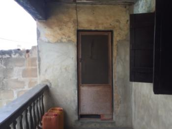 One Room Only, Off Adeyemi Alao Okeira, Ogba, Ikeja, Lagos, Self Contained (single Rooms) for Rent