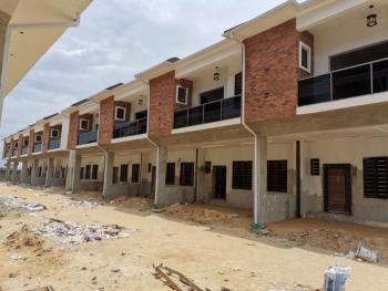 New 4bedroom Terrace Duplex, Ochid Road, Lekki Phase 2, Lekki, Lagos, Terraced Duplex for Rent
