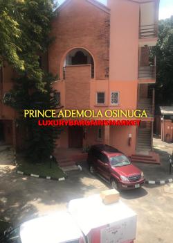 Very Practical 3 Bedroom Terrace House +bq+gym+squash+pool, Old Ikoyi, Ikoyi, Lagos, Terraced Duplex for Rent