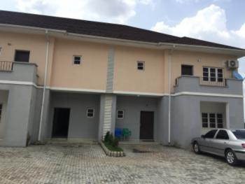 5 Bedroom Semi Detached Duplex with a Bq & 2 Living Rooms, Opposite Legislative Quarters, By Bon Hotel, Apo, Abuja, Semi-detached Duplex for Rent