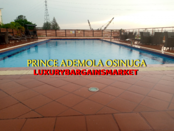 Top Rated Family Friendly 4 Bedroom Penthouse Apartment+bq, Banana Island, Ikoyi, Lagos, Flat / Apartment for Rent