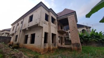 Luxury 70% Completed 5 Bedroom Siuted Fully Detached Duplex, Phase Extension Off Sani Abacha Rd,trans Ekulu, Enugu, Enugu, Detached Duplex for Sale