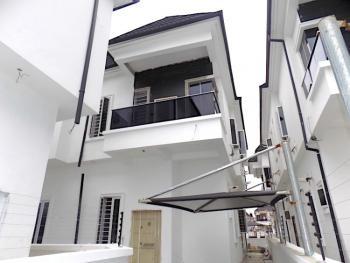 4 Bedroom Fully Detached Duplex + Bq, Chevy View Estate, Lekki, Lagos, Detached Duplex for Sale