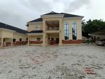 Ambassadorial 5 Bedroom Fully Detached Duplex 2 Bedroom Chalet& Bq, Wuse 2, Abuja, Detached Duplex for Rent