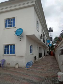 Exquiste 2 Bedroom Flat Apartment, Osborne Foreshore Estate Phase 1, Osborne, Ikoyi, Lagos, Flat / Apartment for Rent