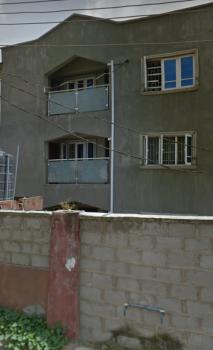 a Clean Lovely Block of 6 Units of 3 Bedroom Flats, Okunlowo Street, Ikosi, Ketu, Lagos, Block of Flats for Sale