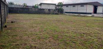 Industrial Land, Km 16 Port Harcourt - Aba Expressway, Behind Best Premier Hotel, Port Harcourt, Rivers, Industrial Land for Rent