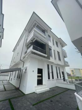 4 Bedroom Semi Detached Duplex, Orchid Hotel Road, Lafiaji, Lekki, Lagos, Semi-detached Duplex for Sale