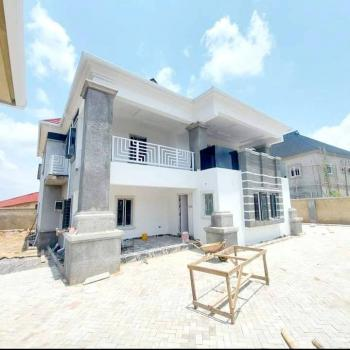 4 Bedroom Detached Duplex with a Room Bq, Dakwo, Abuja, House for Sale
