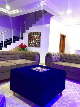 Luxury Finished 4 Bedroom House, Chevron Estate, Lekki, Lagos, Terraced Duplex Short Let