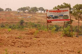 Crownprince Estate, Behind Apo Resettlement, Linked By The Karshi Apo Road Under Construction, Asokoro District, Abuja, Land for Sale