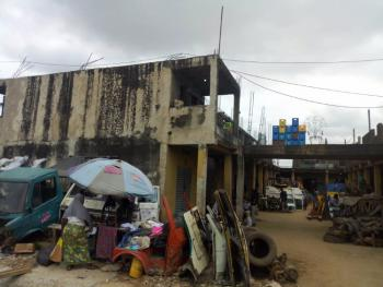 Uncompleted Shopping Complex, Lagos - Abeokuta Express Road, Super Bus-stop, Abule, Oke-odo, Lagos, Plaza / Complex / Mall for Sale