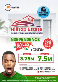 Land, Ikola, Ipaja, Lagos, Residential Land for Sale