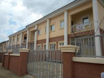 Beautiful and Spacious 3 Bedroom Semi Detached Duplex in a Serene Area, Life Camp, Abuja, Semi-detached Bungalow for Rent