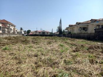 3000sqm Fenced & Gated Waterfront Land with Jetty, Osborne, Ikoyi, Lagos, Mixed-use Land for Sale
