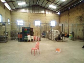 Functional Factory on 1 Acre of Land with Equipment, Lakowe Area, Ajah, Lagos, Factory for Sale