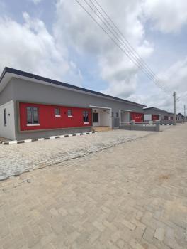 Brand New 3 Bedroom Bungalow with C of O, Awoyaya, Ibeju Lekki, Lagos, Semi-detached Bungalow for Sale