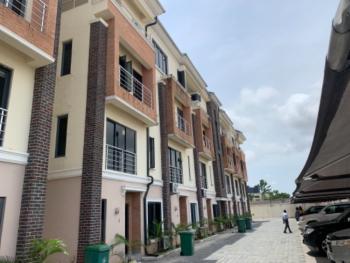 Luxury 4 Bedrooms Townhouse with 1 Room Bq, Millennium Estate, Oniru, Victoria Island (vi), Lagos, Terraced Duplex for Sale