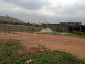A Plot Facing Ikorodu - Ijede Road, With Uncompleted Structure, Ikorodu, Lagos, Commercial Land for Sale