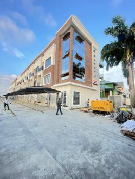Lovely 4 Bedrooms Water-front, Lekki Phase 1, Lekki, Lagos, Terraced Duplex for Sale