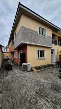 Distress 4 Bedroom Semi Detached Duplex, Chevy View Estate Before Chevron, Lekki Expressway, Lekki, Lagos, Semi-detached Duplex for Sale
