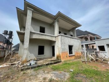 4 Bedroom Detached Duplex (carcass), Wonderland Estate, Games Village, Kaura, Abuja, Detached Duplex for Sale