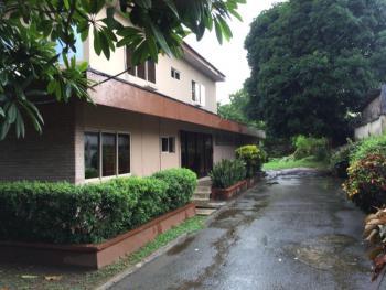 5 Bedroom Detached House with Study & 3 Room Bq on 3,000 Sqm Compound, Off Issac John Street, Ikeja Gra, Ikeja, Lagos, Detached Duplex for Rent
