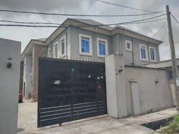 Modern Block of 6 Flats in a Serene, Secured & Gated Estate, Liberty Estate, Ago Palace, Isolo, Lagos, Block of Flats for Sale