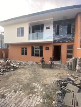 Newly Built and Almost Completed 5 Bedroom Semi Detached with Bq, Lekki Phase 1, Lekki, Lagos, Semi-detached Duplex for Sale