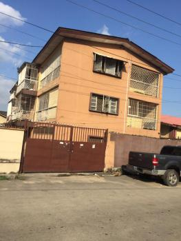 Lovely Block of 6 Units of 3 Bedroom Flat, Sabo, Yaba, Lagos, Block of Flats for Sale