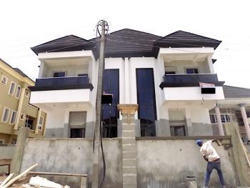 4 Bedroom Semi-detached Duplex + Bq, Chevy View Estate, Lekki, Lagos, Semi-detached Duplex for Sale